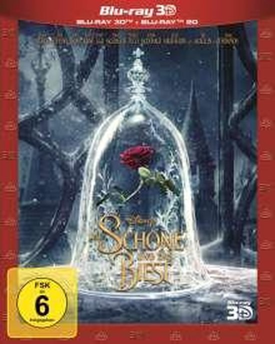 Beauty and the Beast (2017) (3D & 2D Blu-ray)