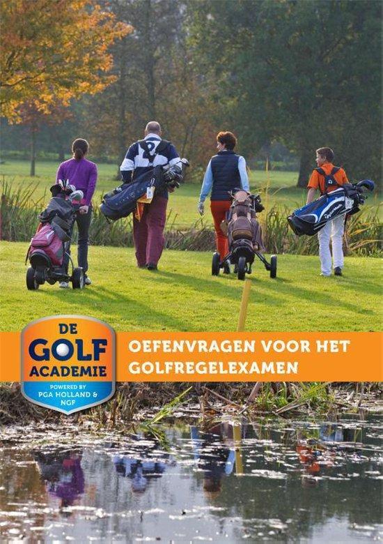 Oefenvragen voor het golfregelexamen - Nederlandse Golf Federatie  