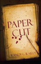 Boek cover Paper Cut van Randy L Railey