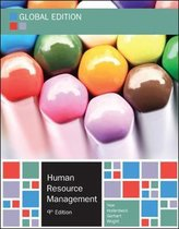 Boek cover Human Resource Management, Global Edition van Raymond Nöe (Paperback)