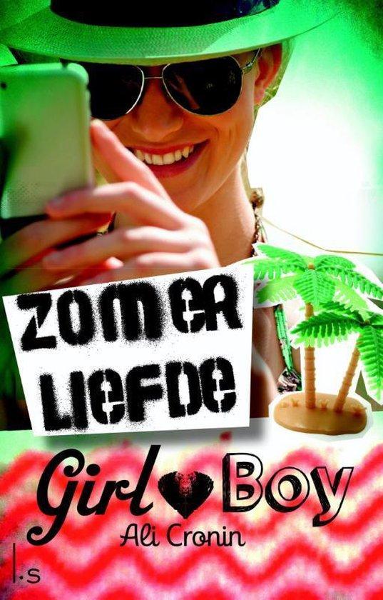 Girl heart Boy 1 - Zomerliefde - Ali Cronin  