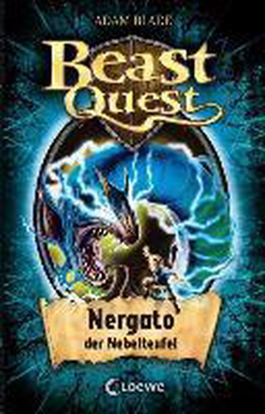 Beast Quest 41 - Nergato, der Nebelteufel
