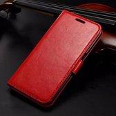 KDS Wallet case hoesje Samsung Galaxy K Zoom rood