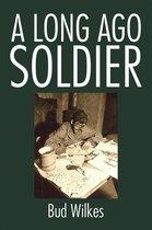 Omslag A Long Ago Soldier