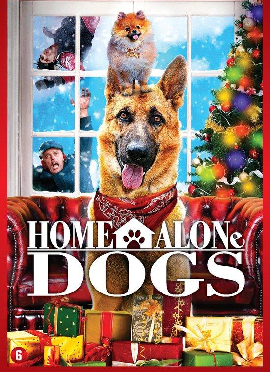 Cover van de film 'Home Alone Dogs'