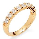 Orphelia RD-3037/51 - Ring - geelgoudkleurige 18 Karaat - Diamant 1.00 ct