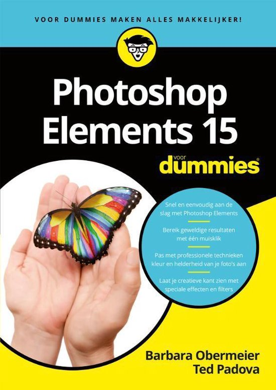Photoshop Elements 15 voor Dummies - Barbara Obermeier | Fthsonline.com