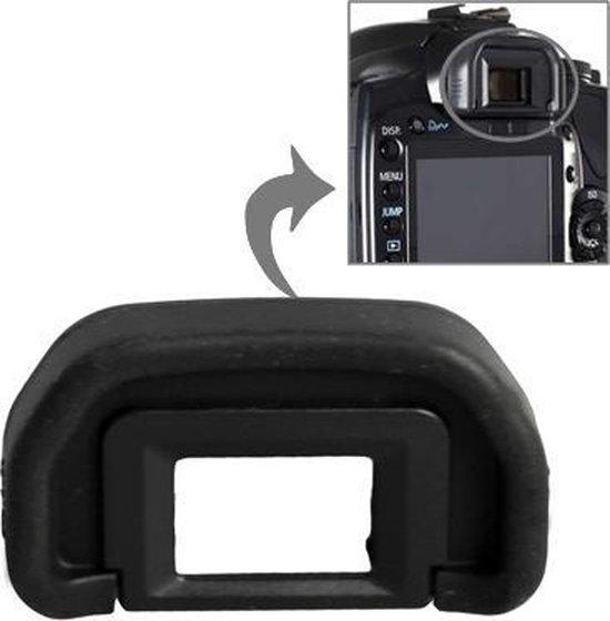 Oogschelp EB voor Canon EOS 5D Mark II / 5D / 6D / 70D / 60D / 60Da / 50D / 40D (zwart)