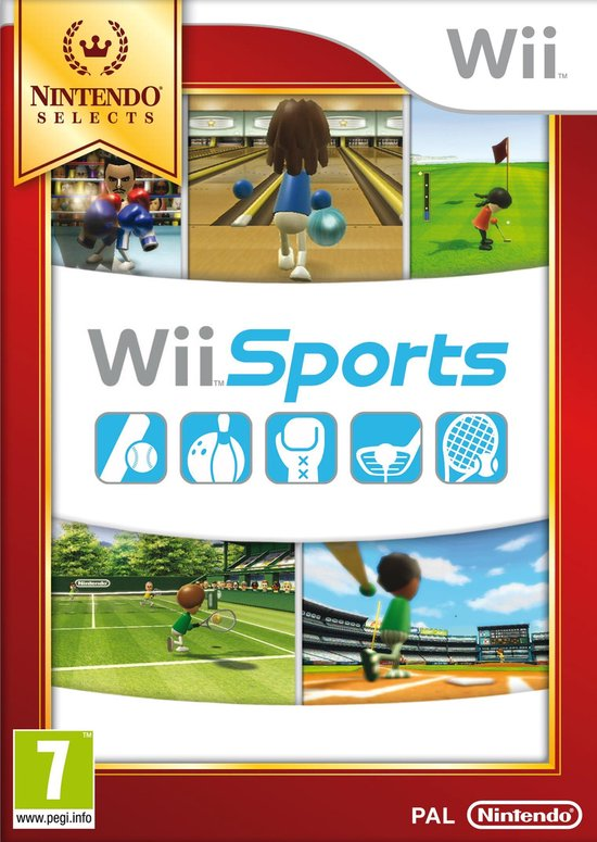 Wii Sports – Nintendo Selects – Wii