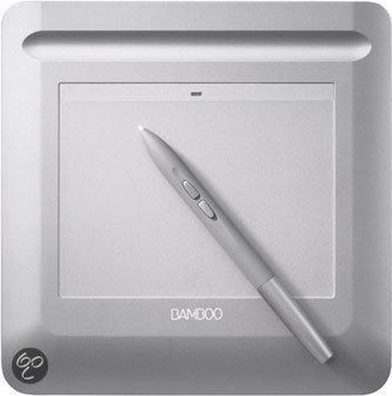 Wacom Bamboo One Graphic Tablet