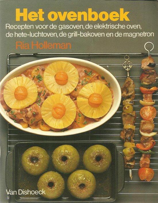 Ovenboek - Lucy Smith |