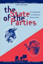 Boek cover The State of the Parties van