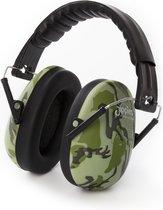 Jippie's Gehoorbeschermer - 1-16 Jaar - Camouflage