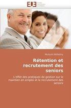 R�tention Et Recrutement Des Seniors