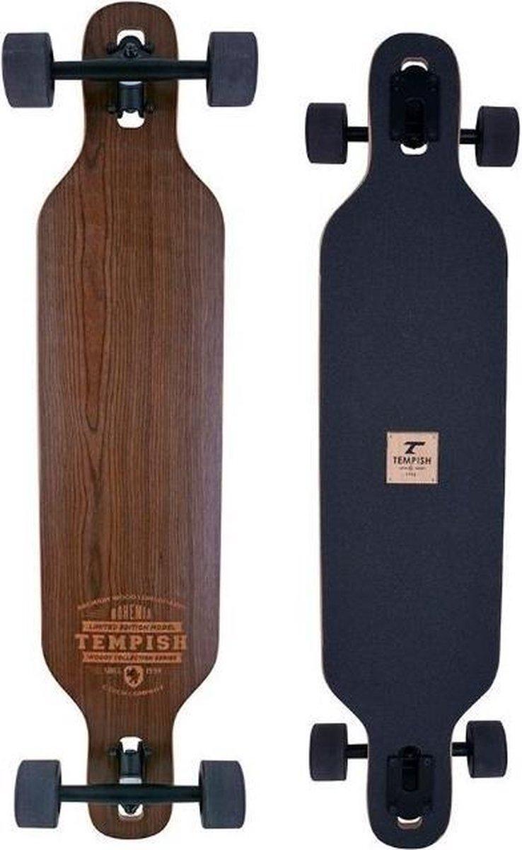 Tempish Longboard Bohemia 96,5 X 20 Cm Bruin