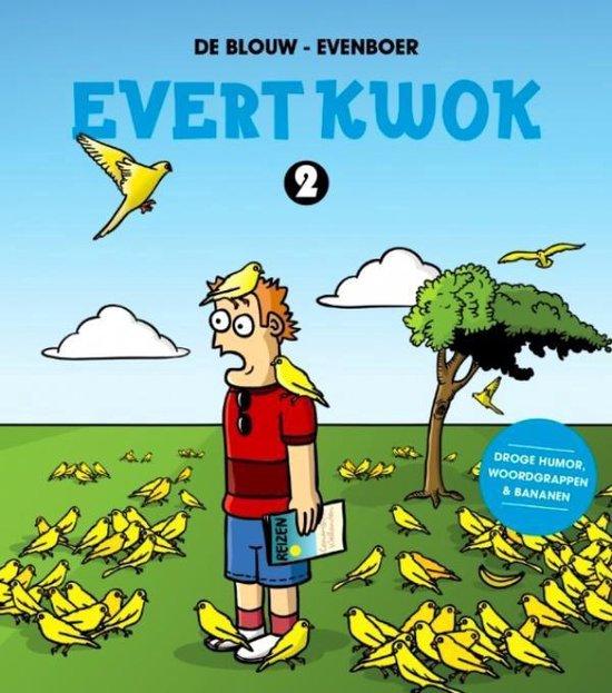 Evert Kwok 2 - Evenboer pdf epub