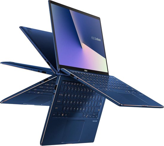 Asus ZenBook Flip RX362FA-EL228R - 2-in-1 Laptop - 13.3 Inch