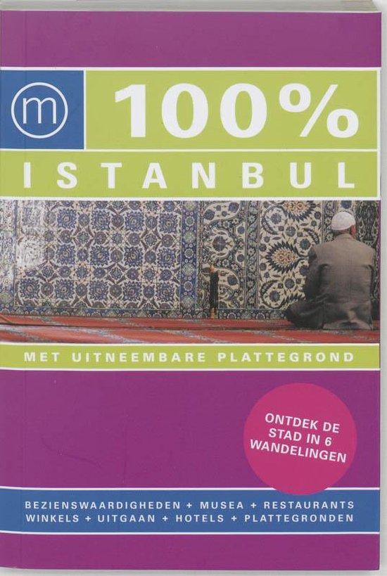 Cover van het boek '100% Istanbul' van W. Pare