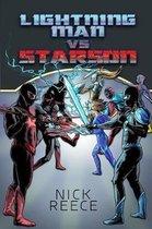 Lightning Man Vs Starson