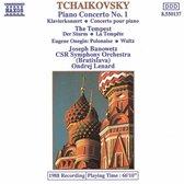 Tchaikovsky: Piano Concerto no 1, Tempest, etc / Lenard