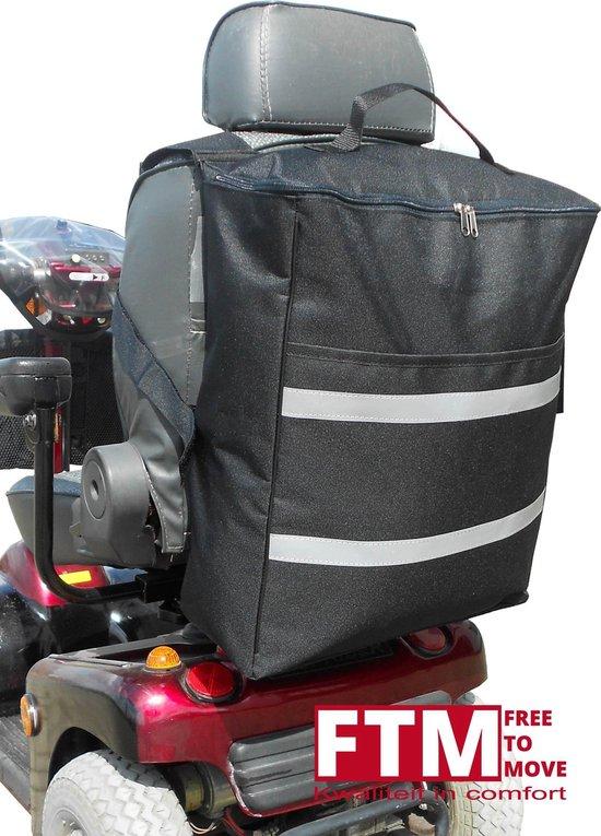 Scootmobiel Boodschappentas - scootmobiel tas - scootmobieltas - tas voor scootmobiel