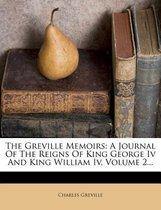 Boek cover The Greville Memoirs van Charles Greville