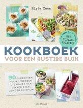 Boek cover Kookboek voor een rustige buik van Mirte Kaan