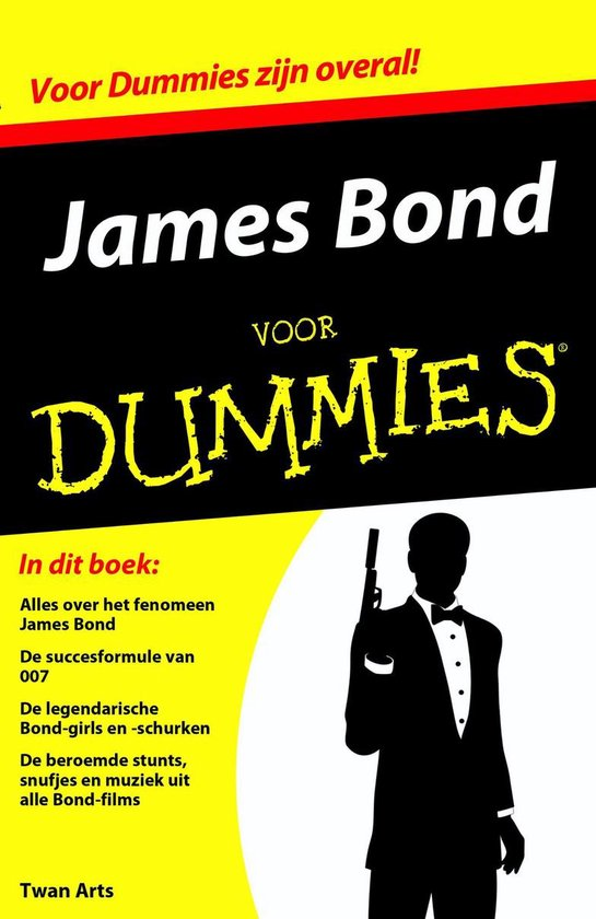 Voor Dummies - James Bond voor Dummies