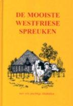 De mooiste Westfriese spreuken