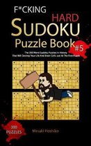 F*cking Hard Sudoku Puzzle Book #5