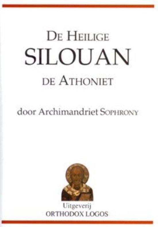 De Heilige Silouan de Athoniet - A. Sophrony | Fthsonline.com