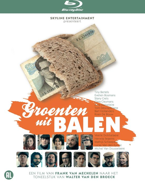 Cover van de film 'Groenten Uit Balen'