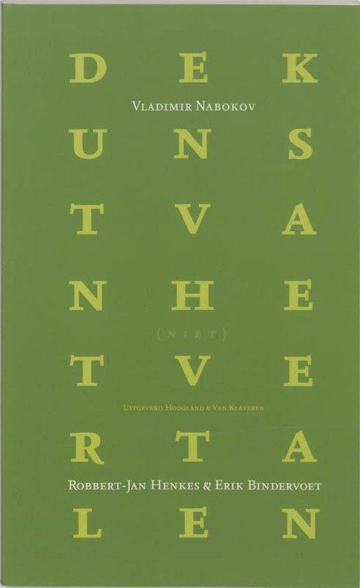 De kunst van het vertalen - Vladimir Nabokov |