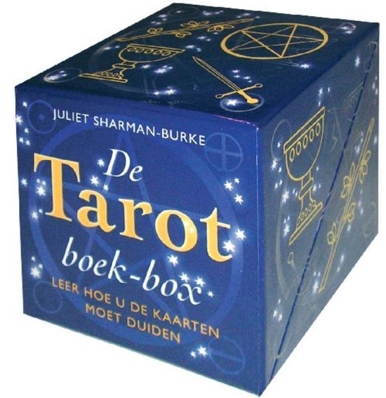 Tarot boek-box - J. Sharman-Burka |
