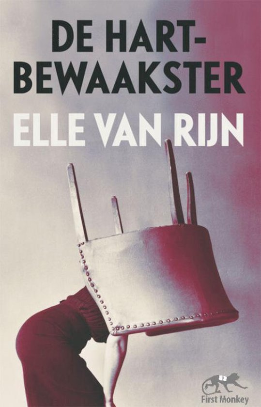 Cover van het boek 'Hartbewaakster'