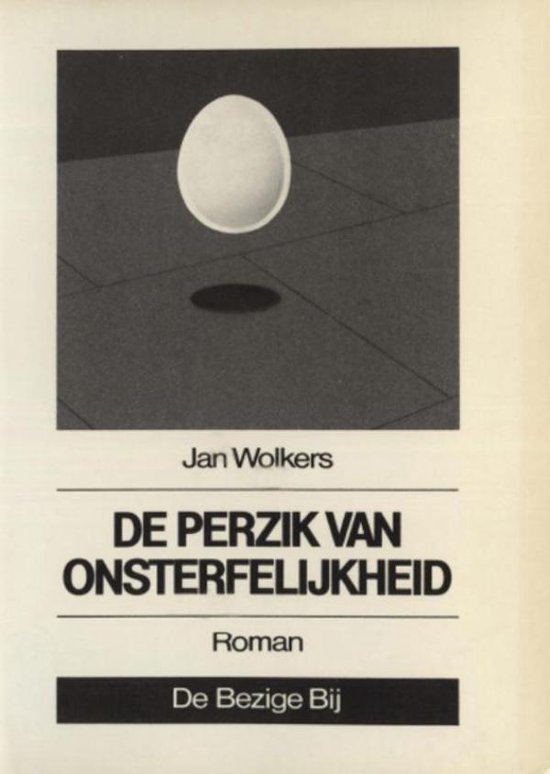 De perzik van onsterfelijkheid - Jan Wolkers |