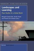 Boek cover Landscapes and Learning van Margaret Somerville