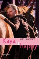 Kaya is happy