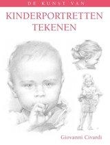 De kunst van  -   Kinderportretten tekenen