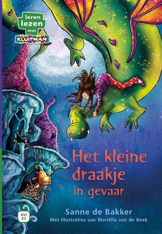 Leren lezen met Kluitman - Het kleine draakje in gevaar - Sanne de Bakker pdf epub