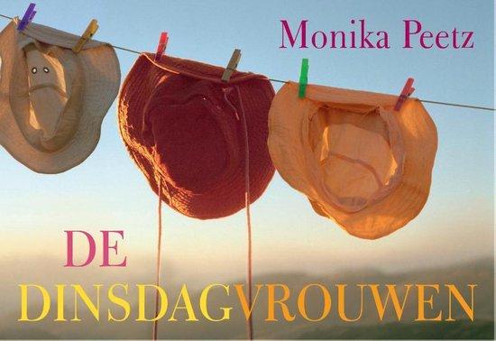 Boek cover De dinsdagvrouwen - dwarsligger van Monika Peetz (Onbekend)