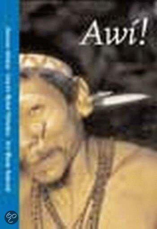 Cover van het boek 'Awí!'