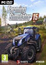 Farming Simulator 2015 (UK)  (DVD-Rom)