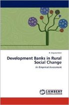 Development Banks in Rural Social Change