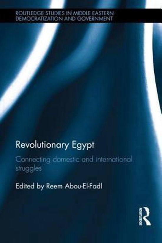 Boek cover Revolutionary Egypt van Reem Abou-El-Fadl (Hardcover)