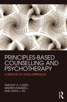 Omslag Principles-Based Counselling and Psychotherapy