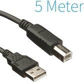 Kabel4U.nl USB 2.0 A - B - Printer Kabel 5 Meter