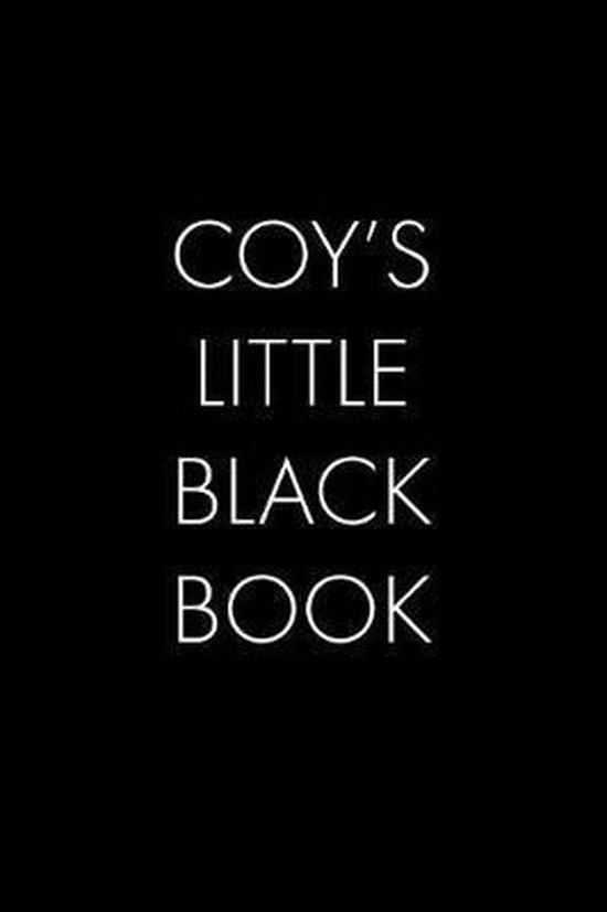 Coy's Little Black Book