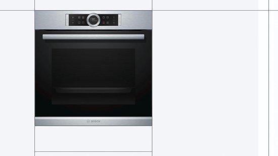 Bosch HBG632BS1 - Inbouw oven