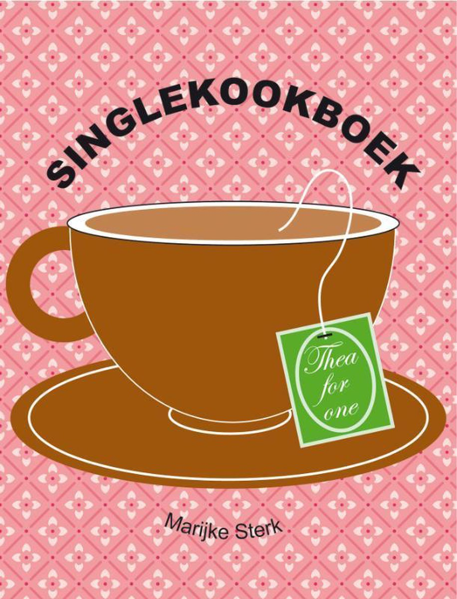 Single Kookboek - Marijke Sterk